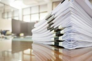 Срок хранения документов для расчета налогов продлили до пяти лет